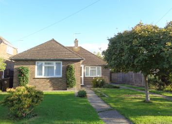 Thumbnail 2 bed detached bungalow to rent in Halliford Drive, Barnham, Bognor Regis