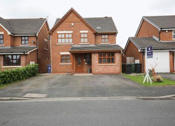 Thumbnail 4 bedroom detached house for sale in Vanbrugh Grove, Orrell, Wigan