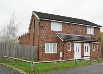 Thumbnail 3 bed semi-detached house for sale in Glover Street, Leigh, Lancashire