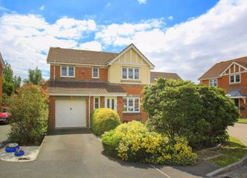 Thumbnail 4 bed detached house for sale in The Bramleys, Portishead, North Somerset
