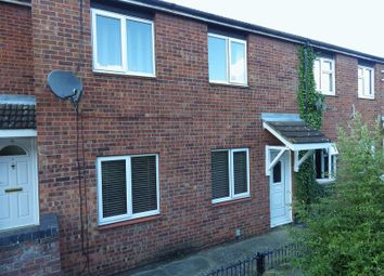 Thumbnail 3 bedroom terraced house for sale in Countess Close, Eaton Socon, St. Neots