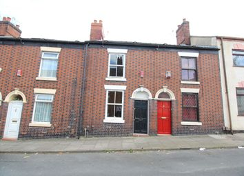 Thumbnail 2 bed terraced house for sale in Parsonage Street, Tunstall, Stoke-On-Trent