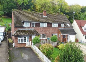 Thumbnail 4 bed semi-detached house for sale in Marlow Bottom, Marlow