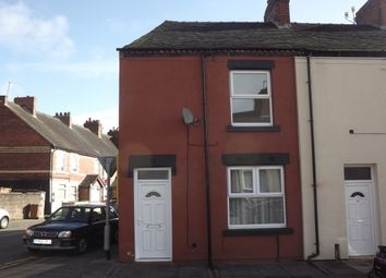 Thumbnail 2 bedroom end terrace house to rent in Corporation Street, Stoke-On-Trent