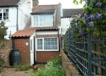 Thumbnail 1 bed terraced house for sale in Alma Place, Spilsby