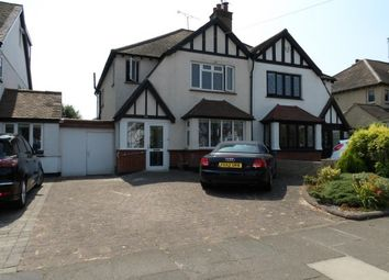 Thumbnail 3 bed property to rent in Highlands Boulevard, Leigh-On-Sea