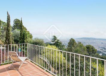Thumbnail 3 bed villa for sale in Spain, Barcelona, Barcelona City, Zona Alta (Uptown), Vallvidrera / Tibidabo, Bcn4774