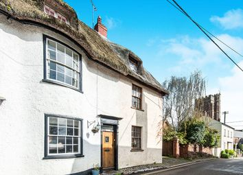 Thumbnail 4 bed terraced house for sale in Church Road, Lympstone, Exmouth