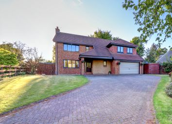 Thumbnail 5 bed detached house for sale in Kirkland Park, Strathaven
