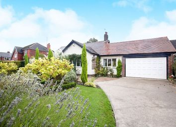 Thumbnail 3 bed bungalow for sale in Bramhall Moor Lane, Hazel Grove, Stockport