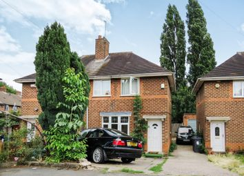 Thumbnail 2 bed semi-detached house for sale in Yoxall Grove, Kitts Green, Birmingham
