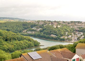 Thumbnail 2 bedroom maisonette to rent in Tregarrick, The Downs, West Looe, Cornwall