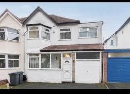 Thumbnail 4 bed property to rent in Bushmore Road, Hall Green, Birmingham