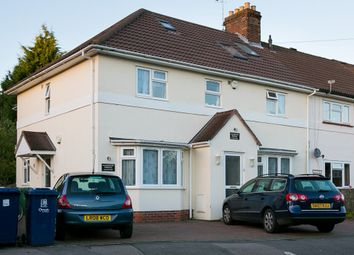 Thumbnail 3 bedroom end terrace house to rent in Harcourt Terrace, Headington, Oxford