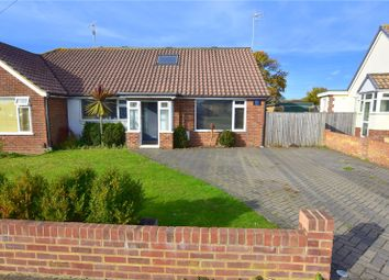 Thumbnail 4 bed bungalow for sale in Ullswater Road, Sompting, West Sussex