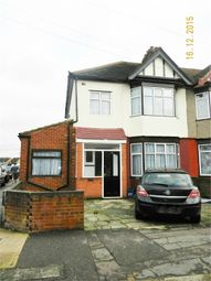 Thumbnail 4 bed end terrace house to rent in Birchdale Gardens, Chadwell Heath, Romford, Essex