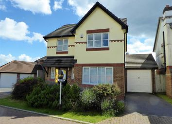 Thumbnail 3 bed detached house for sale in Penhale Road, Falmouth
