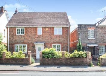 Thumbnail 4 bedroom detached house for sale in London Road, Aston Clinton, Aylesbury
