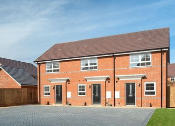 """Thumbnail 2 bedroom end terrace house for sale in """"Washington"""" at Dunnocksfold Road, Alsager, Stoke-On-Trent"""