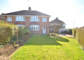 Thumbnail 3 bed semi-detached house for sale in North Western Avenue, Kingsthorpe, Northampton