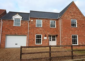 Thumbnail 5 bedroom detached house for sale in Fakenham Road, Beetley