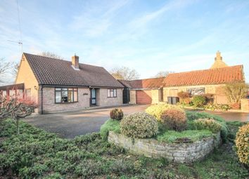 Thumbnail 2 bed detached bungalow for sale in Main Street, Coveney, Ely