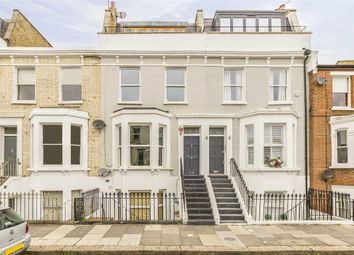 Thumbnail 3 bed flat for sale in Halford Road, London