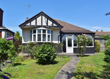 Thumbnail 3 bed detached bungalow for sale in East Rochester Way, Sidcup, Kent