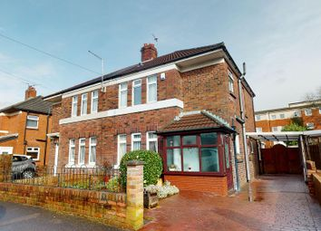 Thumbnail 3 bed semi-detached house for sale in Kenfig Road, Cardiff