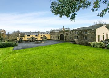 Thumbnail 7 bed detached house for sale in Higher Fold Lane, Ramsbottom, Bury, Lancashire