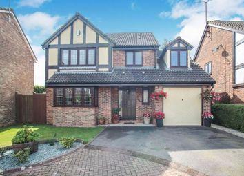 Thumbnail 4 bedroom detached house for sale in Prebendal Drive, Slip End, Luton, Bedfordshire