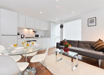 Thumbnail 1 bed flat to rent in Long Walk, London