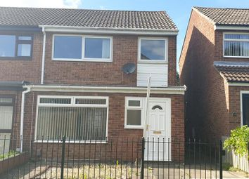 Thumbnail 3 bed terraced house for sale in Renfrew Green, Newcastle Upon Tyne