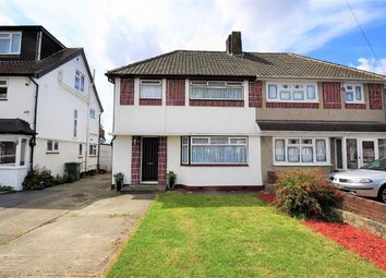 Thumbnail 3 bed semi-detached house for sale in Percy Road, Bexleyheath