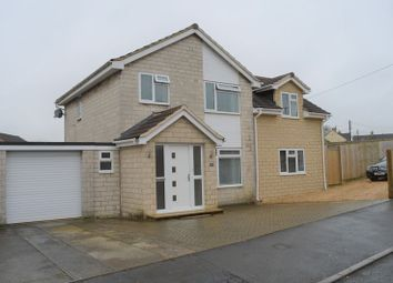 Thumbnail 4 bed detached house for sale in Westhill Road, Radstock