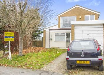 Thumbnail 3 bed detached house for sale in Coverside Road, Great Glen, Leicester, Leicestershire