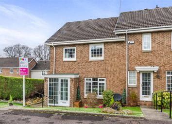Thumbnail 3 bed end terrace house for sale in Strathview Park, Netherlee, Glasgow