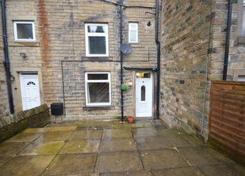 Thumbnail 1 bed terraced house to rent in Woodhead Road, Holmbridge, Holmfirth