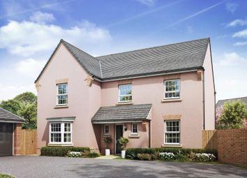 Thumbnail 5 bed detached house for sale in David Wilson Homes, Park Farm, Butt Lane, Thornbury