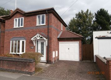 Thumbnail 3 bed detached house to rent in Bedford Road, Macclesfield