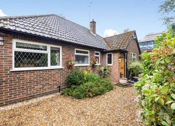 Thumbnail 3 bedroom detached bungalow for sale in Horsell, Woking