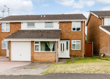 Thumbnail 3 bed semi-detached house for sale in Westminster Road, Wellingborough