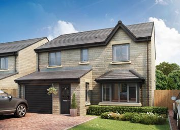 Thumbnail 4 bed detached house for sale in St Georges Way, Middleton St George, Darlington