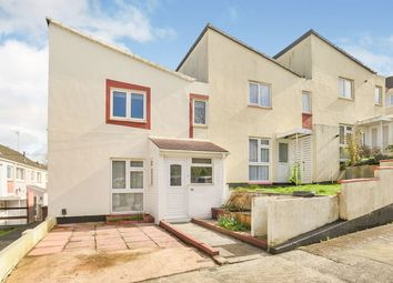 2 bed end terrace house for sale in Ribble Gardens, Plymouth, Devon PL3