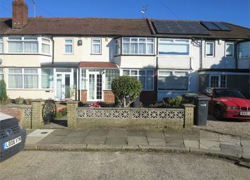 Thumbnail Terraced house for sale in Haddon Close, Enfield, Greater London