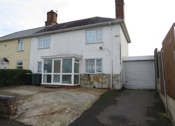 Thumbnail 3 bed semi-detached house for sale in Haig Street, West Bromwich