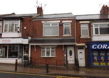 Thumbnail 3 bedroom terraced house to rent in Station Road, Seaham