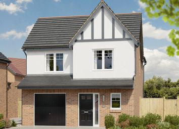 "Thumbnail 3 bed detached house for sale in ""The Newton"" at Florin Way, Mansfield"