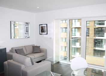 Thumbnail 1 bed flat to rent in Compton House, Victory Parade, Woolwich