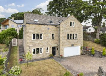 Thumbnail 6 bed detached house for sale in Woodridge, Moorhouse Lane, Oxenhope